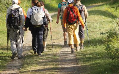 escursioni a piedi